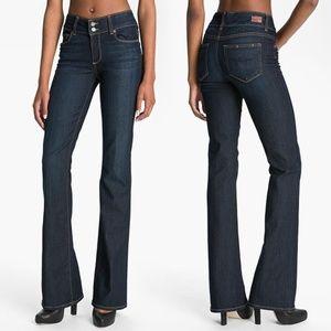 Paige Hidden Hills Bootcut Jeans 31 x 32 *Hemmed